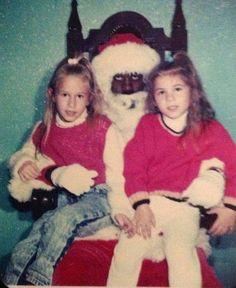 Laps from Hell: 34 Creepy Santas