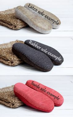 3c6bcf397ade5 254 Best Felted slippers and boots images in 2019 | Felted Slippers ...