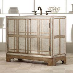 Victoria 44 inch Chest Bathroom Vanity Cole & Co. Designer Series