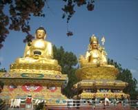 Buddha Park at Swambhunath ...