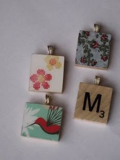 Tutorial how to make a scrabble tile pendant crafts pinterest scrabble tile pendant how to michelle harris this is for you aloadofball Image collections
