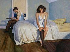 (Saturday night) Edward Hopper