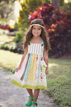 Girls Boutique Dresses | Smart and Sassy Looks Girls Boutique Clothing