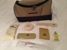 Lost Luggage? Ask Nicely for a Toiletry Kit || via Jaunted