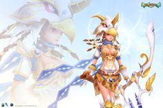 Dragon Saga, Sentinel    두번째 손맵