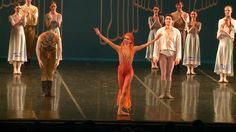 Storytellers: principal dancer retiring after 21 years with Colorado Ballet