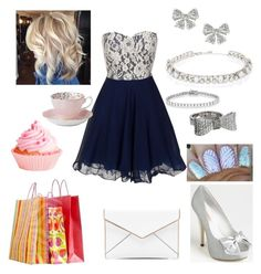 """""""Bestie's 21st"""" by briony-jae ❤ liked on Polyvore"""