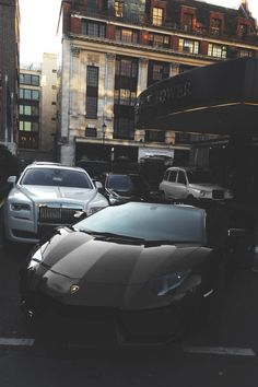 Rolls Roice / Lamborghini