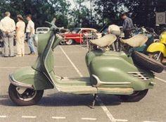 NSU Prima Scooters