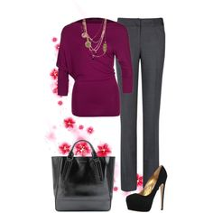 """Untitled #129"" by zeinab-adel on Polyvore"
