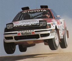 San Remo 1990 - Sainz Carlos - Moya LuisiconToyota Celica GT-4 (ST165)