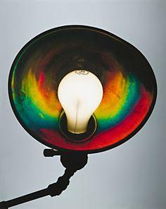 Irving Penn-Bedside Lamp,2006.