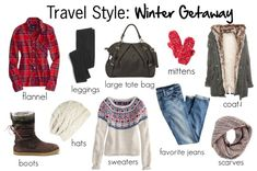 Heading to the mountains for the weekend? Beside just being stylish, you need to be warm and comfortable. Here are tips for how to be both toasty and sassy.