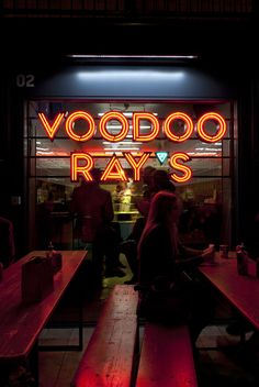 Dalston pizza joint Voodoo Ray's works more dark magic at Shoreditch's Voodoo Ray's Boxpark