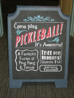 Sandwich Board Signs by RusticRescuer on Etsy, $100.00