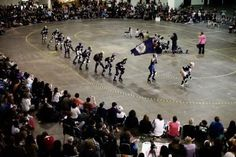 How to be a roller derby NSO