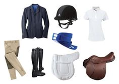 """""""Equestrian show budget"""" by samanthalifshen on Polyvore featuring Ariat"""