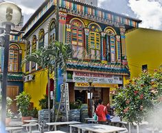 mHerbal medicine shop in Little India Singapore by aeve pomeroy, via Flickr