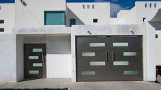 Fabricación de puertas modernas visita nuestra galería y date una idea como podría ser tu puerta o llámanos y agendamos una cita | 0155-24870710.