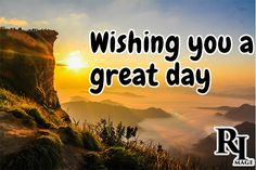 Wishing you a great day Good Morning Nature Images, Hd Images, Feel Good, Wish, Feelings, Day, Pictures, Beautiful, Photos