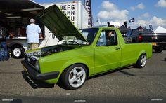 VW MKI Caddy