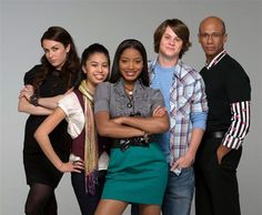 "Keke Palmer made a name for herself in ""True Jackson, VP"" on Nickelodeon in 2008."