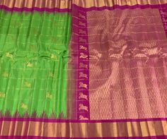 Pure Handloom Gadwal Silk Sarees   https://slokaonline.com/collections/gadwal-silk-sarees