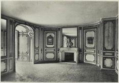 Madame Du Barry's bedroom at Versailles