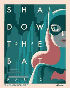 "BTAS ""Shadow of the Bat"" Part II episode 58 - George Caltsoudas"