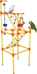 Parrot Playstands: Bird Playstands, Bird Play Pens, and Bird Play Gyms Bird Aviary, Bird Perch, Parrot Perch, Bird Play Gym, Parrot Play Stand, Puffins Bird, Large Bird Cages, Bird Stand, Bird House Kits
