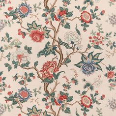 Middleton Fabric - Cowtan Design Library