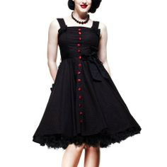 Hell Bunny Gery Dress In Black With Red Polka Dots US 8/UK 10 Hell Bunny,http://www.amazon.com/dp/B004JJWRYA/ref=cm_sw_r_pi_dp_SOyBtb1P5B1F5Q9W