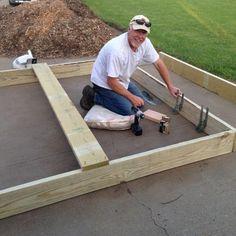 Built a Play Platform