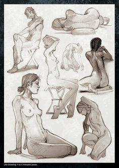 Osaka Drawings Sessions 1 by reiq