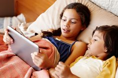 Are screens scrambling our kids' brains? We asked an expert