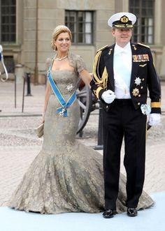 huwelijk kroonprinses Victoria en Daniël van Zweden