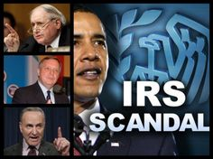 Nine Democrat Senators Allegedly Involved in IRS Targeting Scandal June 11, 2014 by Tim Brown Monday Center for competitive politics filed complaint with Senate Select Committee on Ethics against 9 US senators including chuck schumer: interfering with IRS tax; misusing official resources for campaign purposes; improper conduct that reflects poorly on Senate