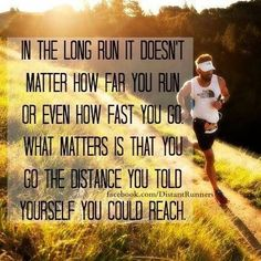 go the distance you told yourself you could reach! you CAN go the distance! I Love To Run, Run Like A Girl, Just Run, First Marathon, Half Marathon Training, Marathon Running, City Marathon, Running Quotes, Running Motivation