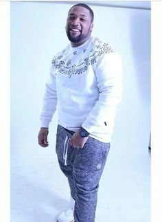 Big handsome man #BHM