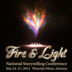 Love storytelling as much as we do? If you're in the #Arizona region in July, check out the Fire & Light National Storytelling Conference hosted by the National Storytelling Network! There will be keynote speakers, classes, workshops, performances about much more encompassing the ever-expanding realm of #storytelling... Definitely not an event to miss!