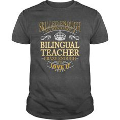 Awesome Tee For Bilingual Teacher T-Shirts, Hoodies, Sweaters
