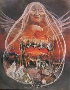 Shaman carolebourdo.com (I have met many shamans, they are super interesting and their beliefs make sense to me)