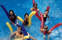 Doodles Inflatable Pool Float Toy 6-Pack by Swimline. $12.99. Six-pack of 3 straight and 3 curly doodles.. 72-inch long Doodles to ride, sit and climb on.. Shipped as two Blue Doodles, two Red Doodles and two Yellow Doodles.. GREAT FUN FOR KIDS OF ALL AGES!72-inch long Doodles to ride, sit and climb on. Fun six-pack of 3 straight and 3 curly doodles. Shipped as two Blue Doodles, two Red Doodles and two Yellow Doodles.