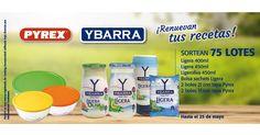 75 lotes de Ybarra y Pyrex