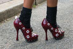 Photos: Street Style: Paris Fashion Week Fall/Winter 2014   Vanity Fair