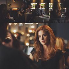 """""""Today it's #SarahSunday! Best day of the week! We are as happy as Harvey when he is on a date with Donna! #Darvey #HarveyxDonna #harveyspecter…"""""""