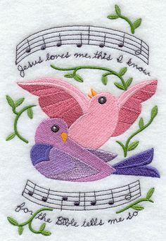 Machine Embroidery Designs at Embroidery Library! - Color Change - F5110