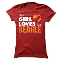 Beagle Lover T Shirts, Hoodies, Sweatshirts. CHECK PRICE ==► https://www.sunfrog.com/Pets/Beagle-Lover-Ladies.html?41382