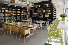 Bookstore Design / Retail Design / Shop Design / Store Design / Bookshop Interior