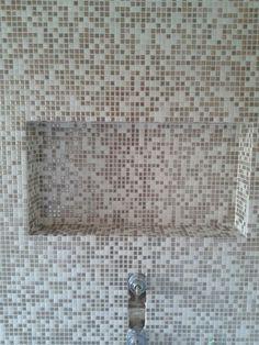 Nicchia in doccia